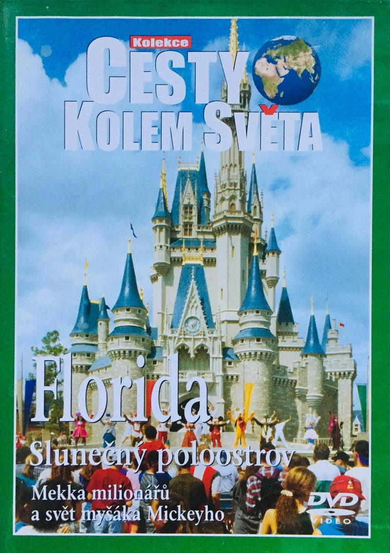 Cesty kolem světa - Florida - DVD /plast/