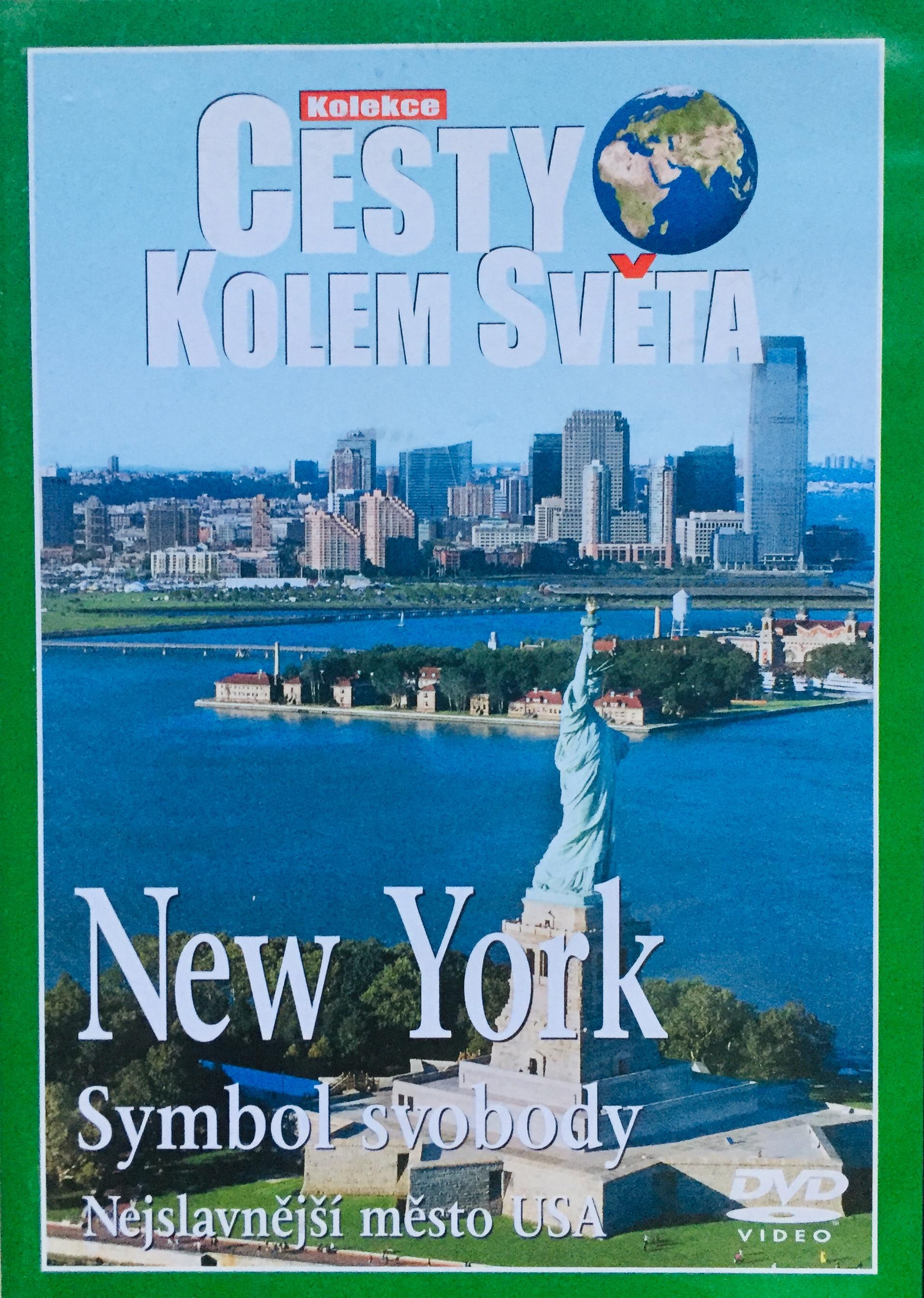 Cesty kolem světa - New York - DVD /plast/