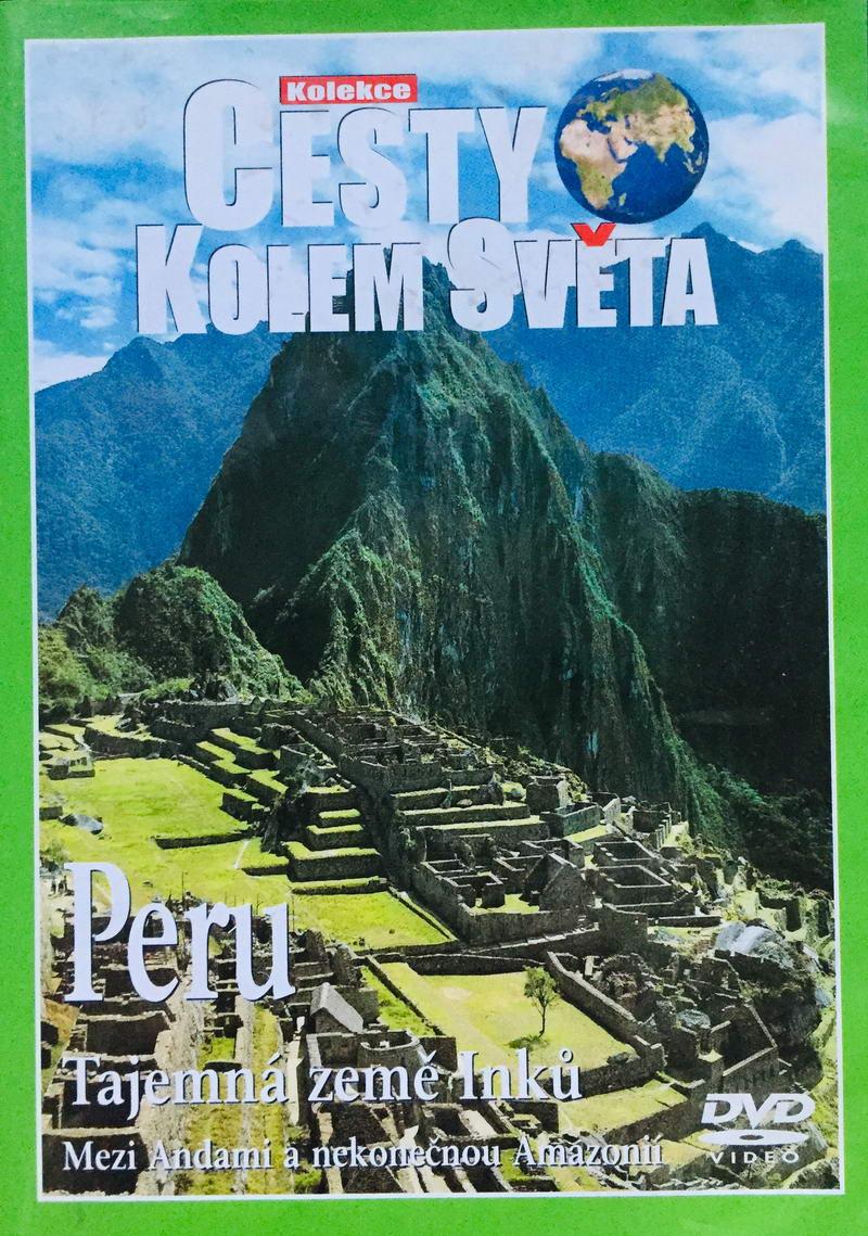 Cesty kolem světa - Peru - DVD /plast/