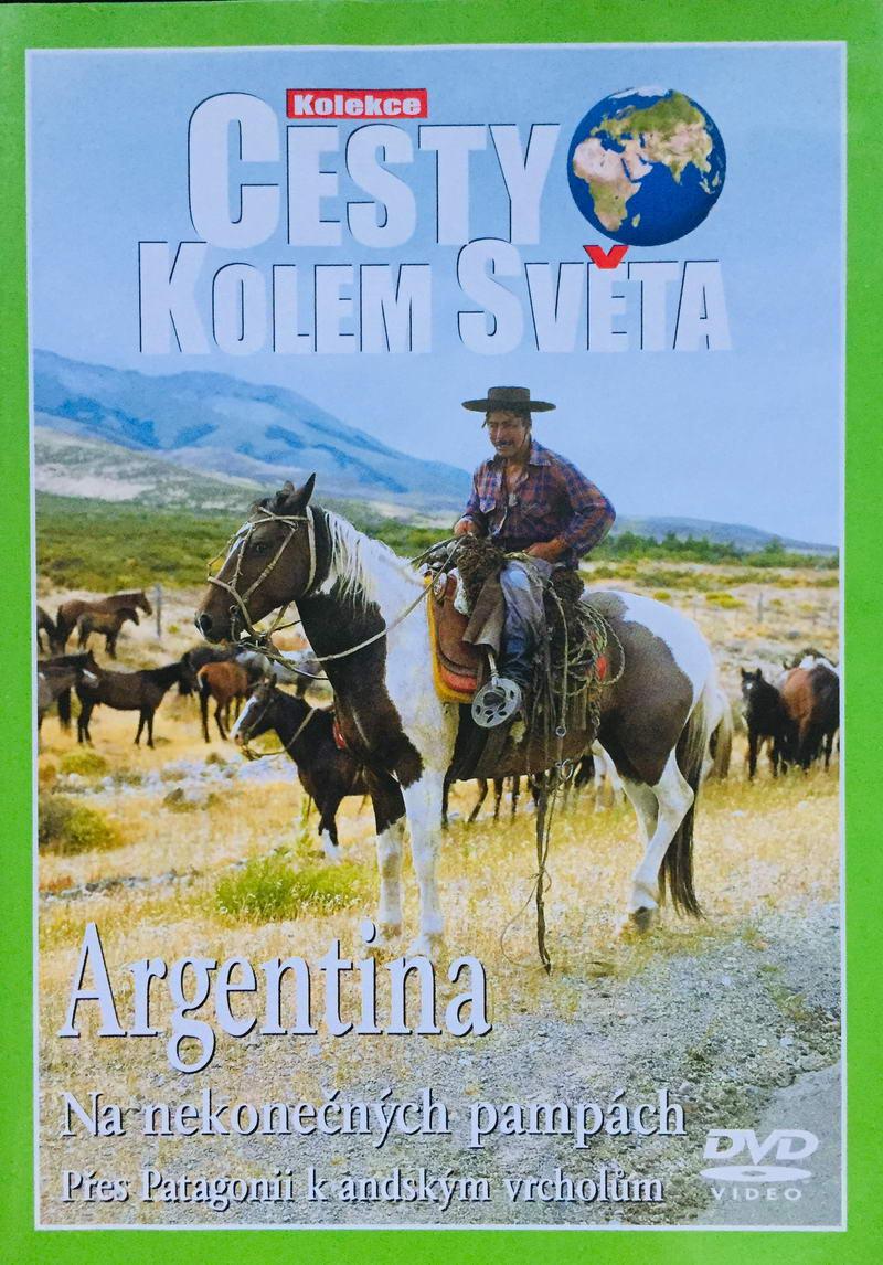 Cesty kolem světa - Argentina - DVD /plast/