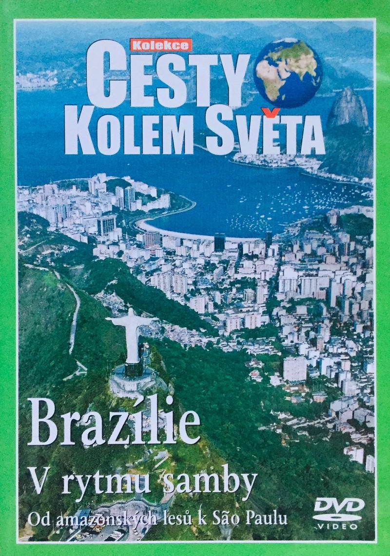 Cesty kolem světa - Brazílie - DVD /plast/