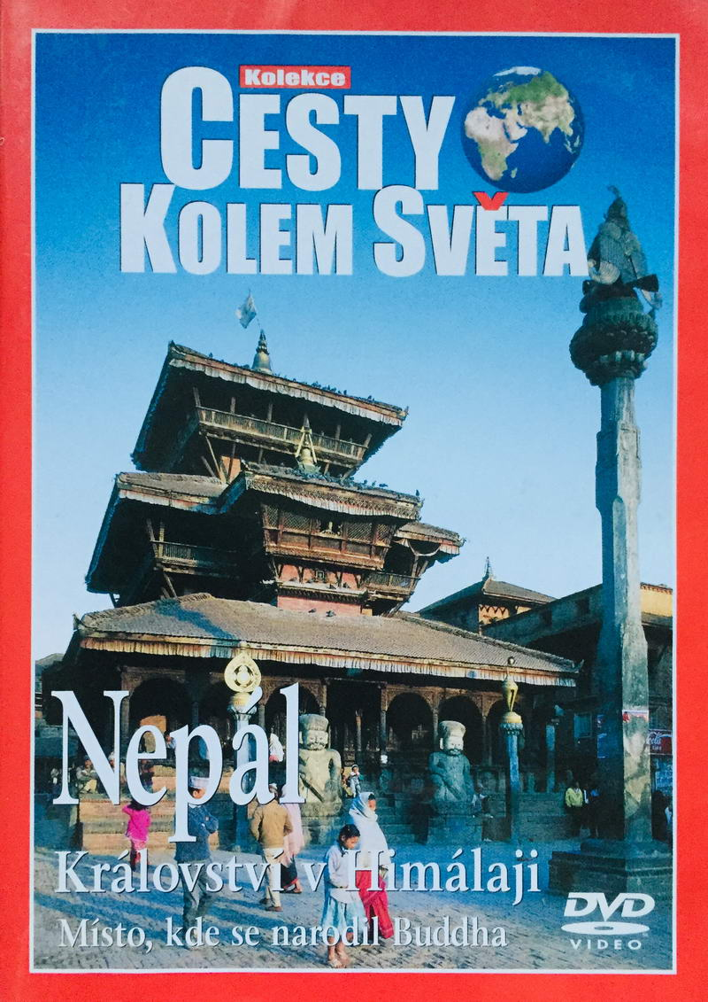 Cesty kolem světa - Nepál - DVD /plast/