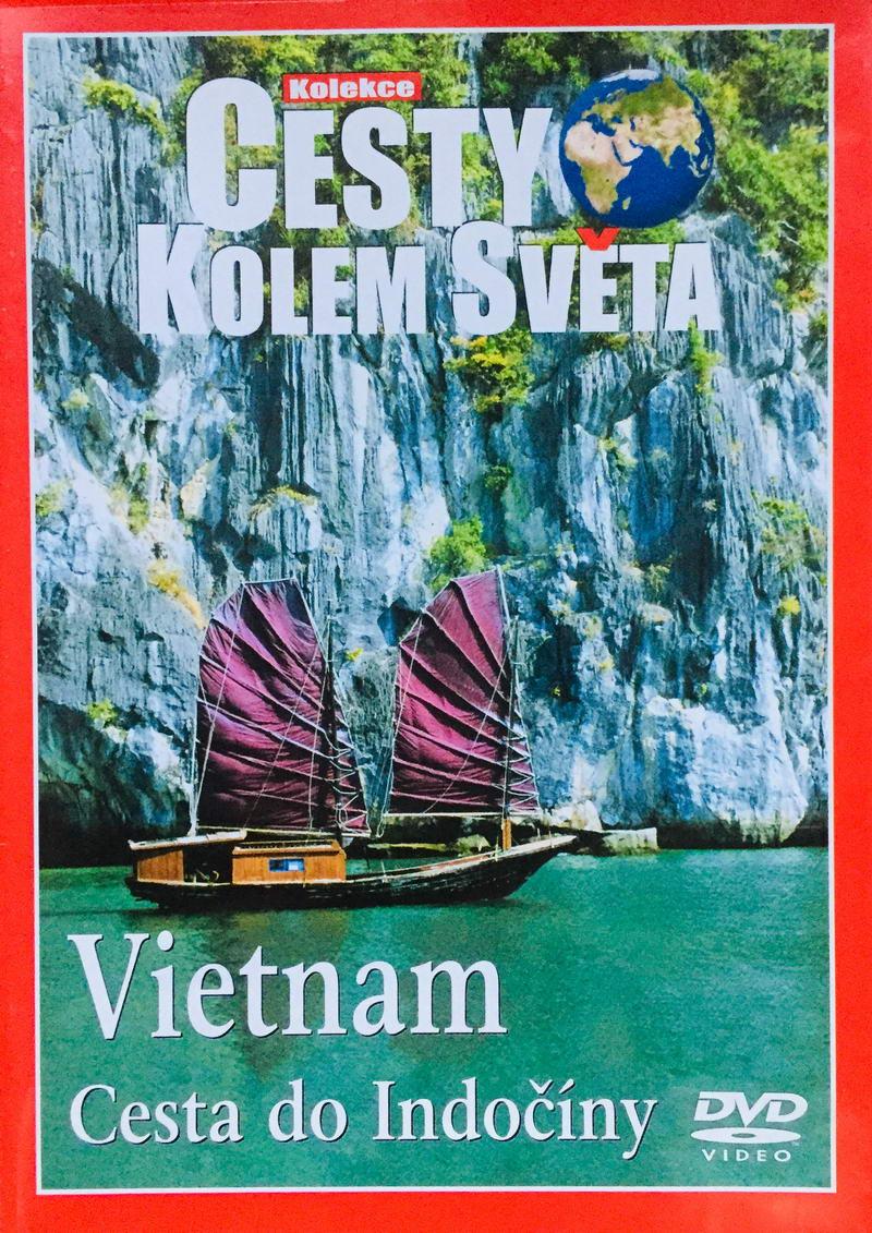 Cesty kolem světa - Vietnam - DVD /plast/