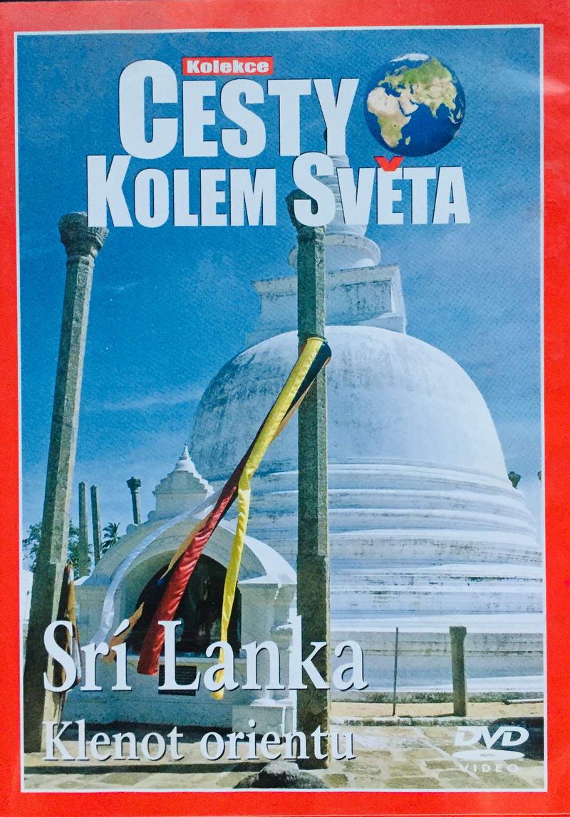 Cesty kolem světa - Srí Lanka - DVD /plast/