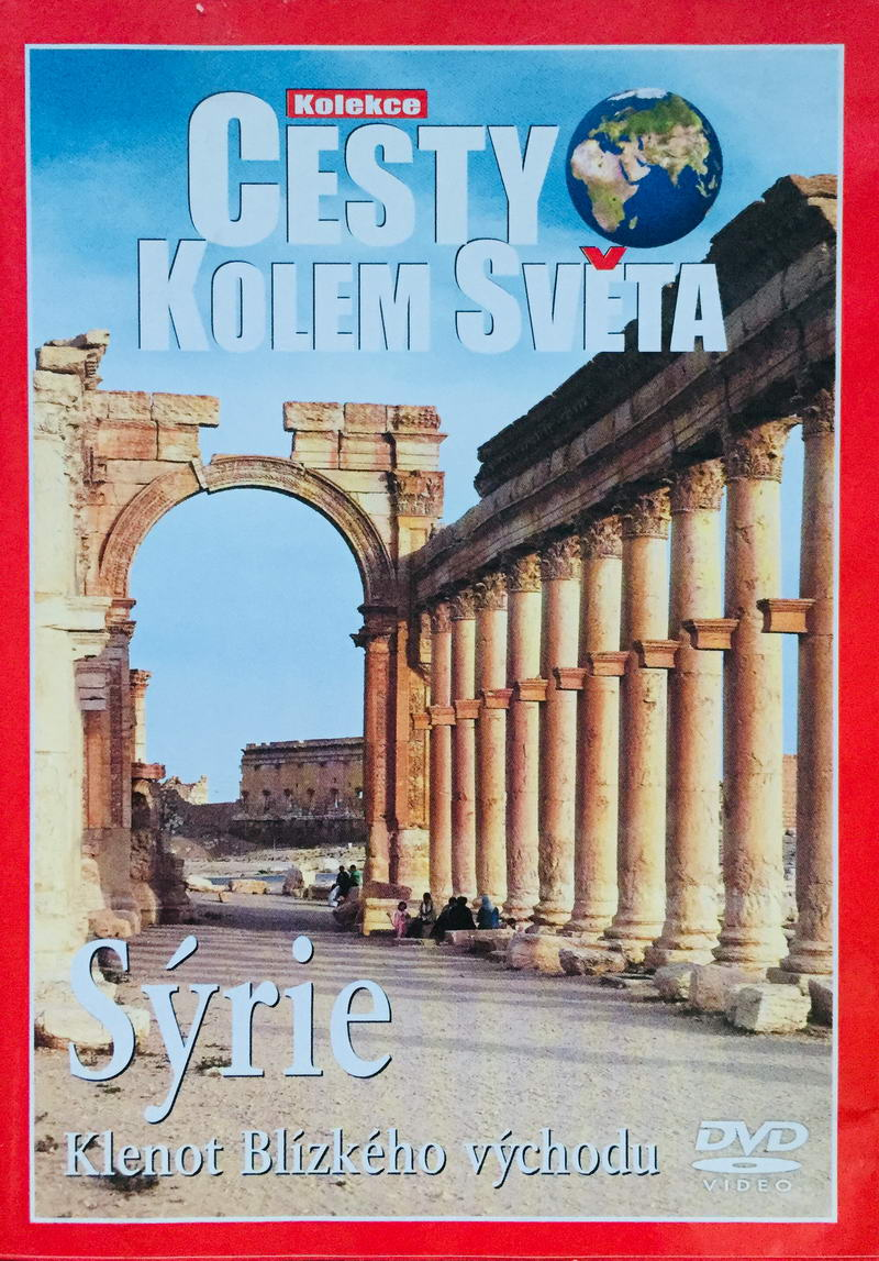 Cesty kolem světa - Sýrie - DVD /plast/