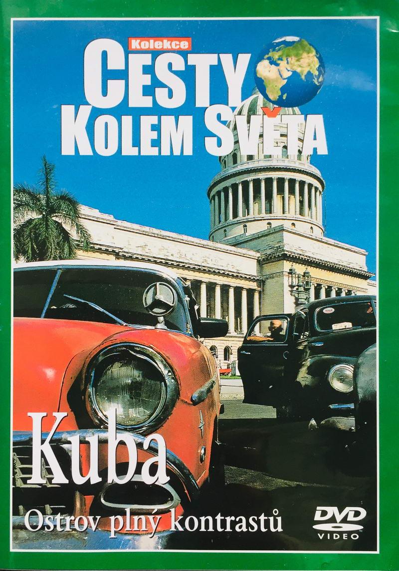Cesty kolem světa - Kuba - DVD /plast/