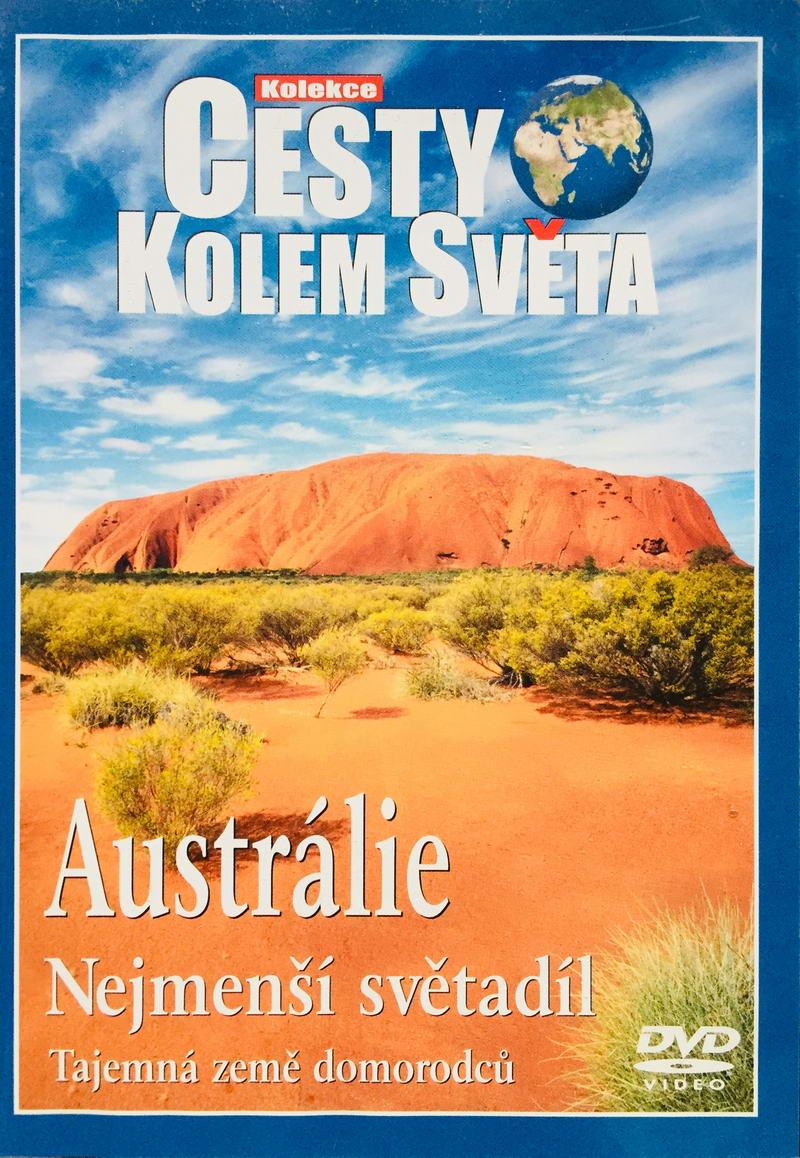 Cesty kolem světa - Austrálie - DVD /plast/