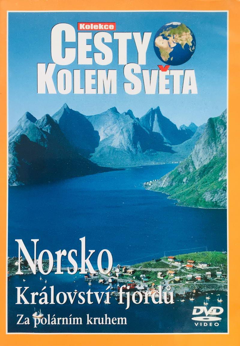 Cesty kolem světa - Norsko - DVD /plast/