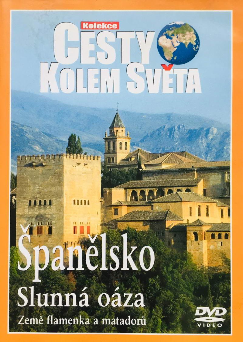 Cesty kolem světa - Španělsko - DVD /plast/