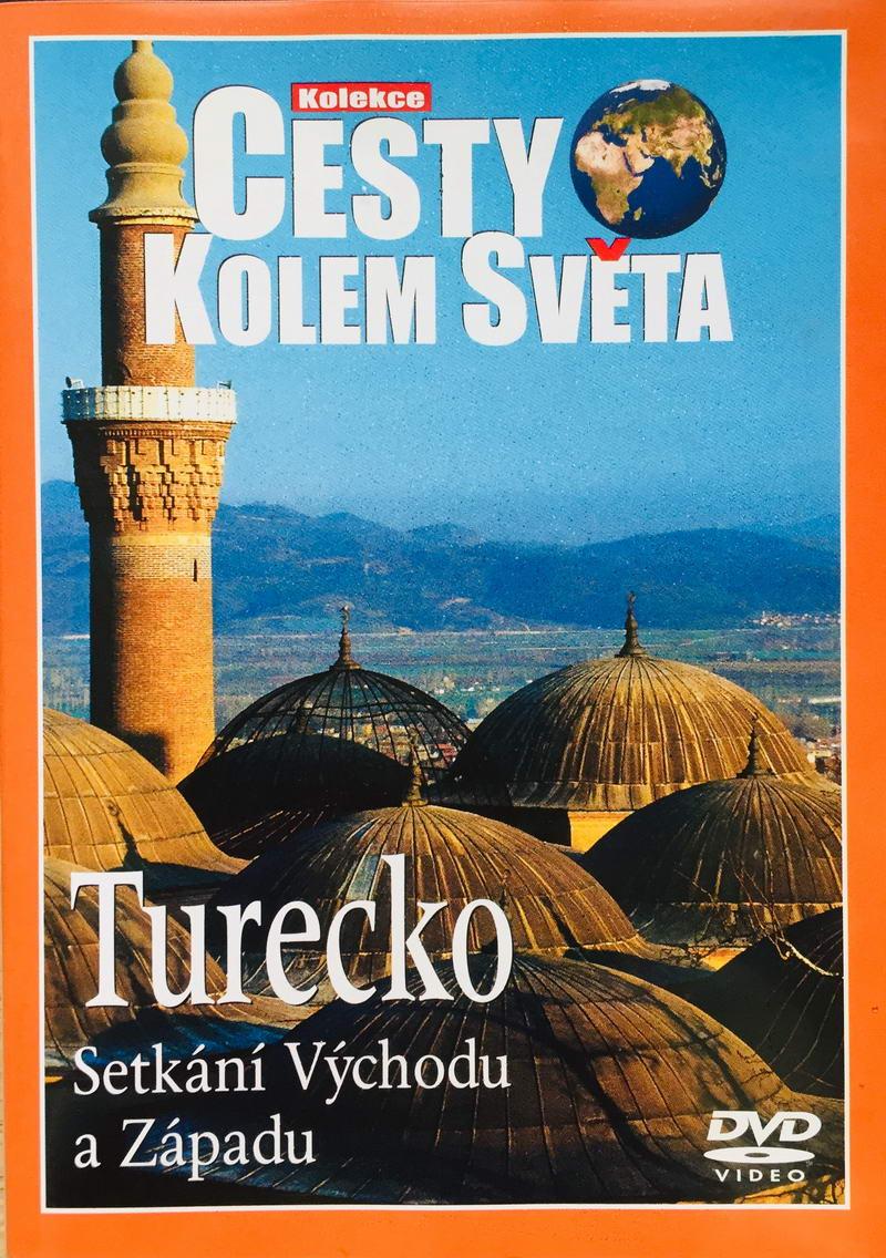 Cesty kolem světa - Turecko - DVD /plast/