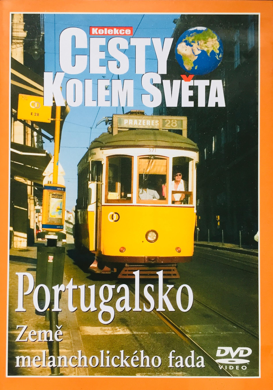Cesty kolem světa - Portugalsko - DVD /plast/