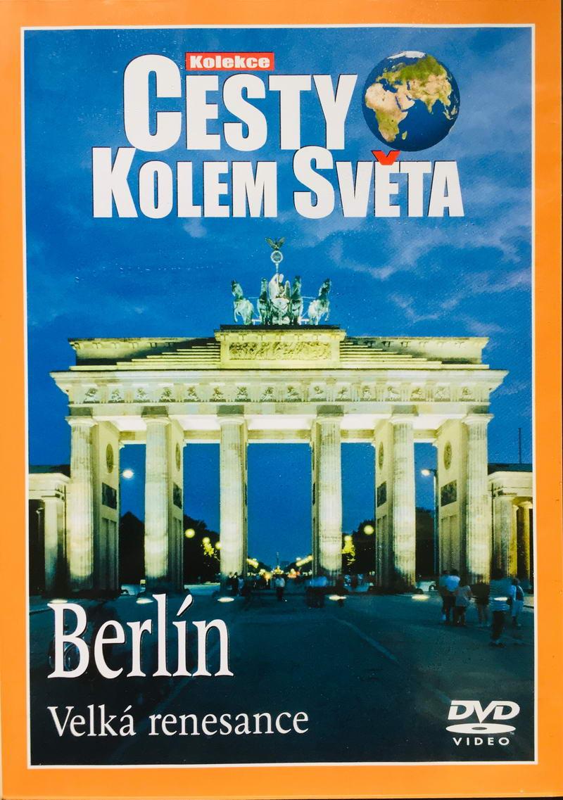 Cesty kolem světa - Berlín - DVD /plast/