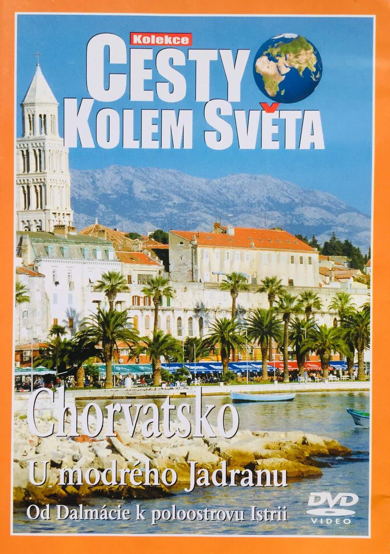 Cesty kolem světa - Chorvatsko - DVD /plast/