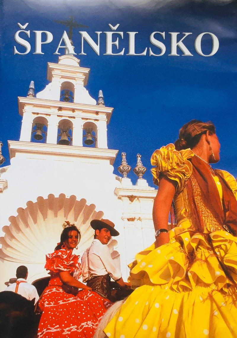 Španělsko - DVD /plast/