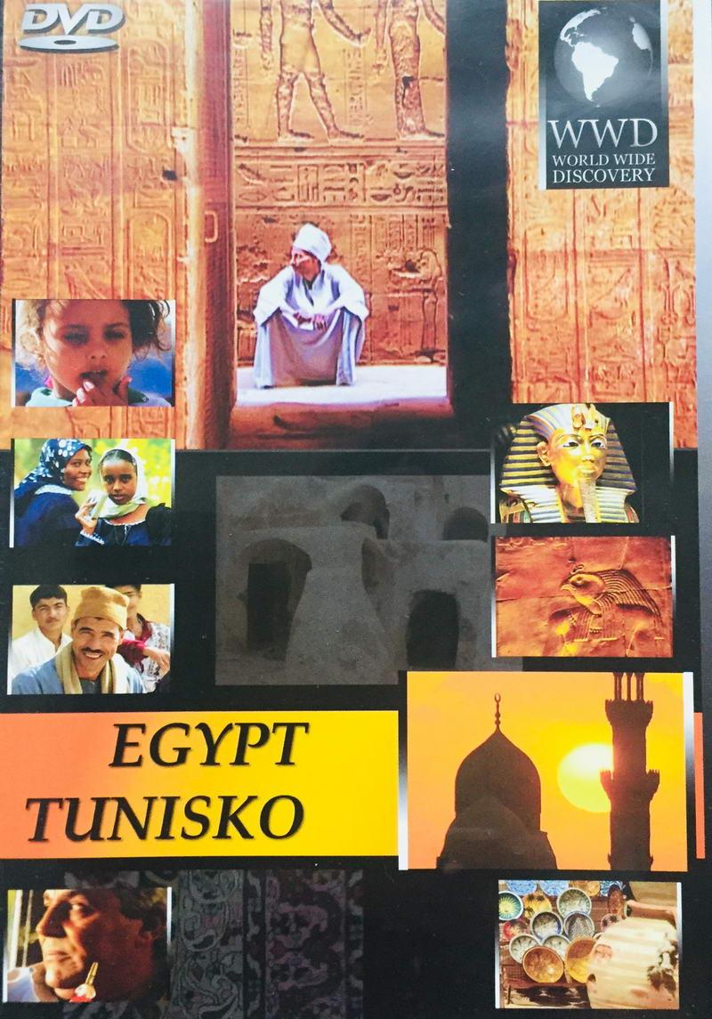 Egypt / Tunisko - WWD - DVD /plast/