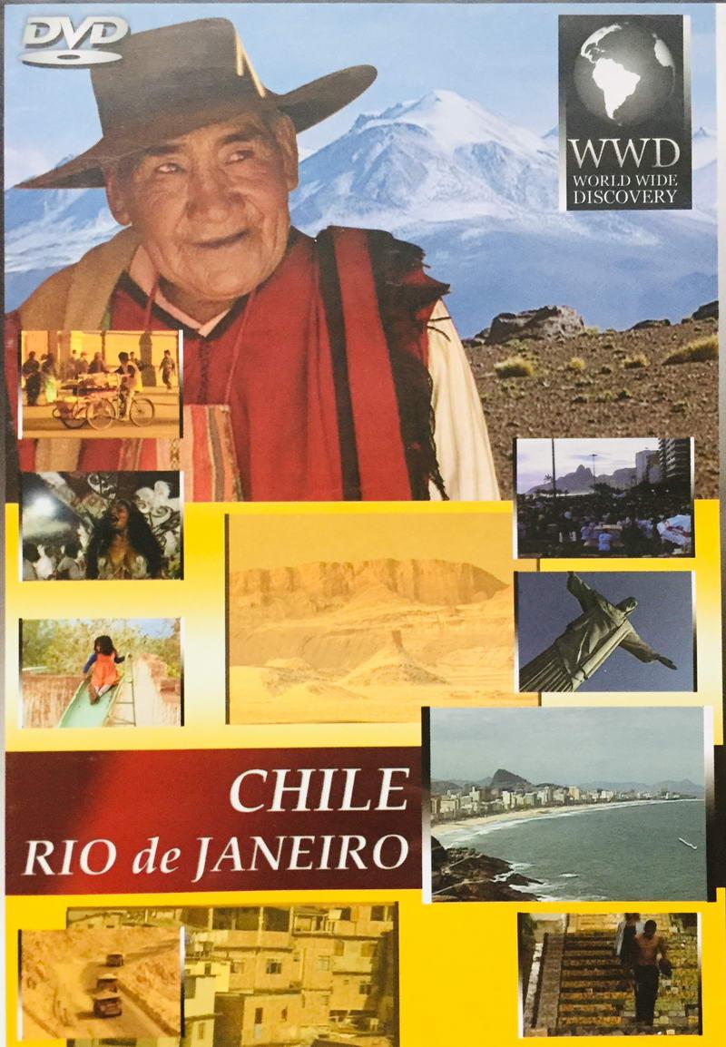Chile / Rio de Janeiro - WWD - DVD /plast/