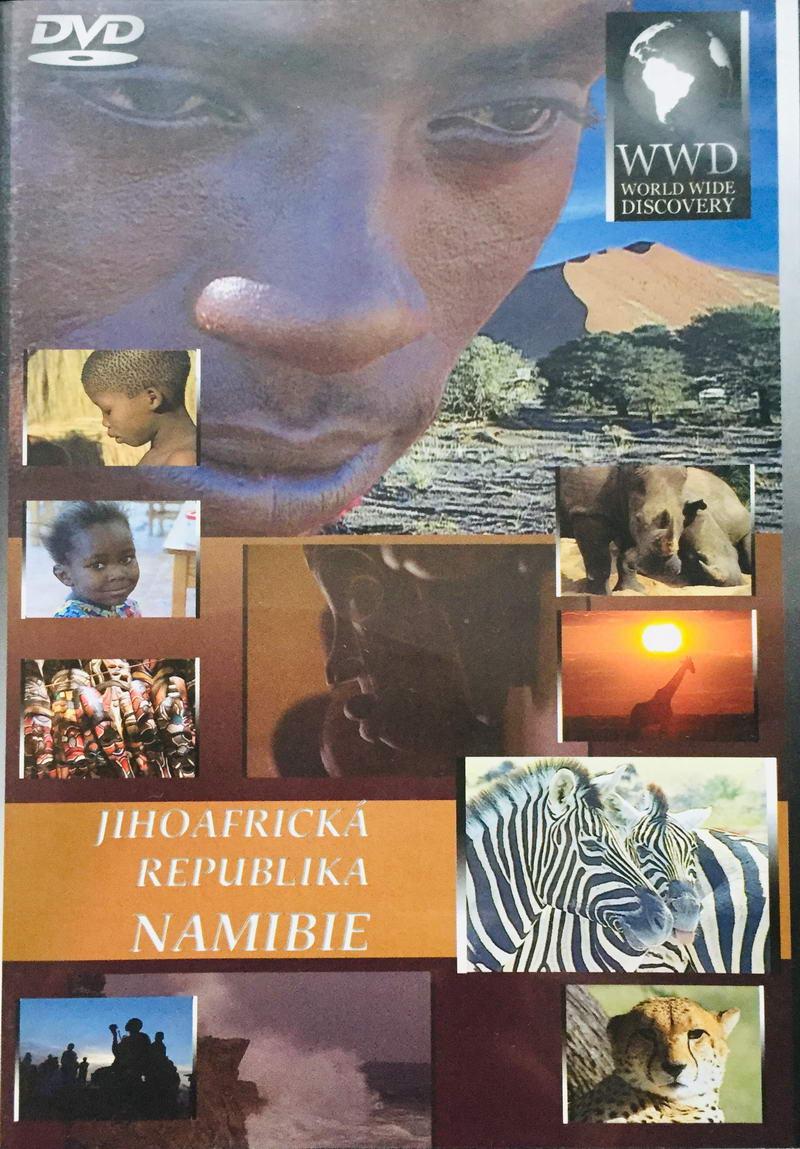 Jihoafrická republika / Namibie - WWD - DVD /plast/
