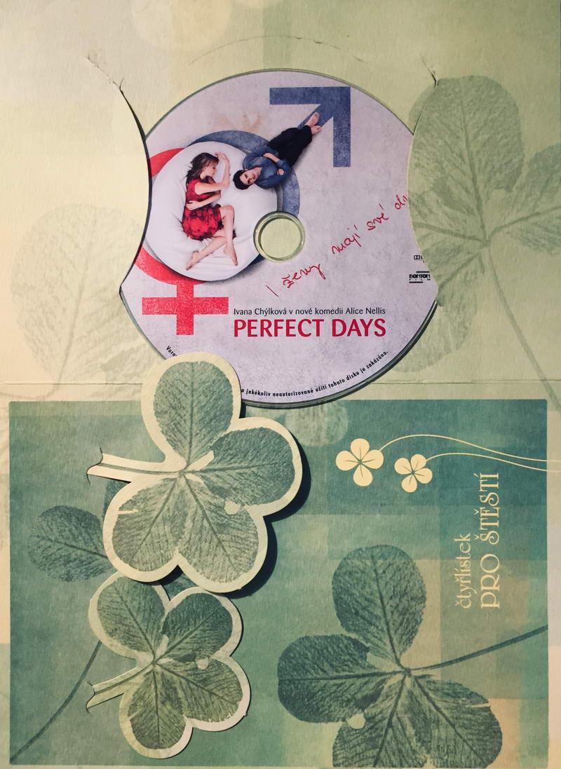 Perfect days - I ženy mají své dny - DVD /dárkový obal/