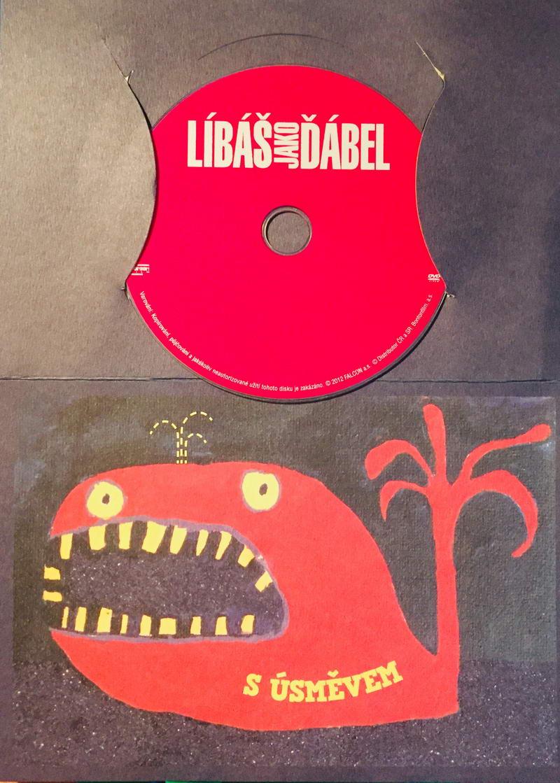 Libáš jako ďábel - DVD /dárkový obal/