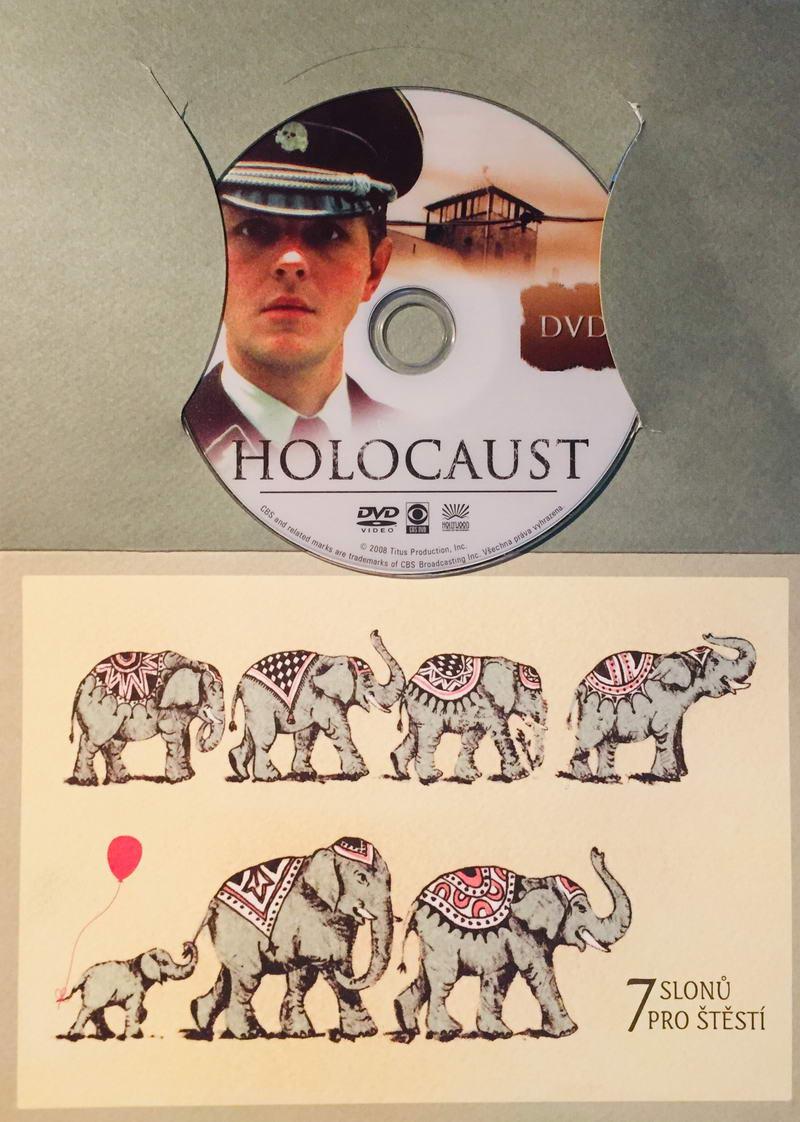 Holocaust 2 - DVD /dárkový obal/