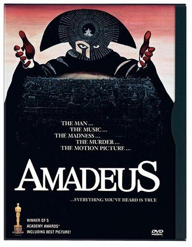 Amadeus - DVD /plast/