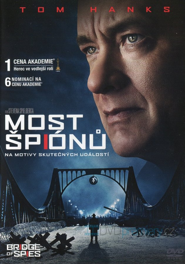 Most špiónů - DVD /plast/