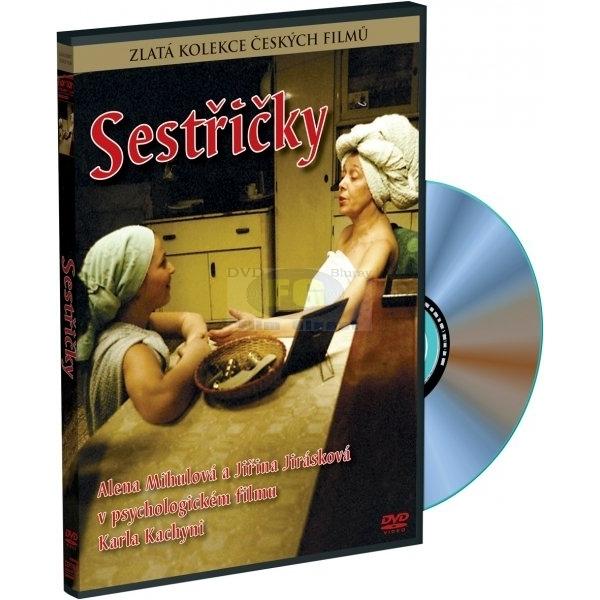 Sestřičky - Zlatá kolekce českých filmů - DVD /plast/