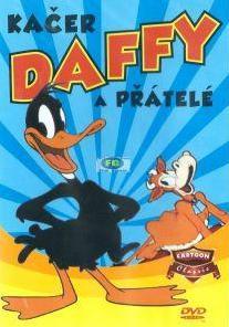 Kačer Daffy a přátelé - DVD /plast/