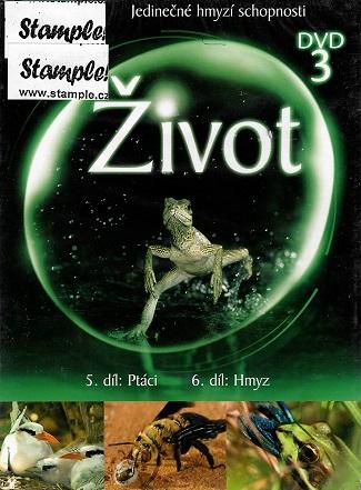 Život DVD 3 ( digipack ) DVD