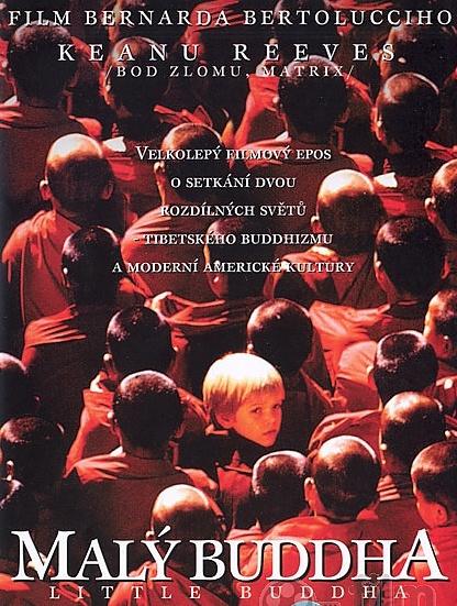 Malý Buddha - DVD /slim/