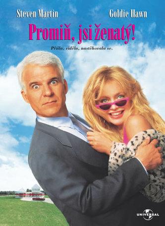Promiň, jsi ženatý! - DVD /digipack/