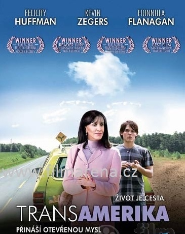Transamerika - DVD /plast/