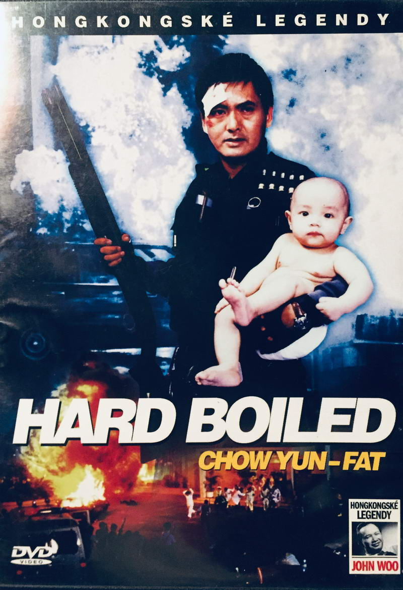 Hard boiled - DVD /slim/