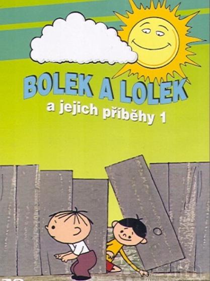 Bolek a Lolek a jejich příběhy 1 - DVD /slim/