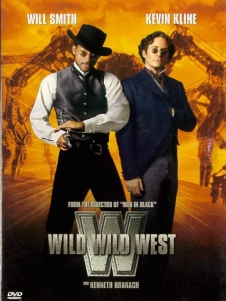 Wild Wild West - DVD /plast/