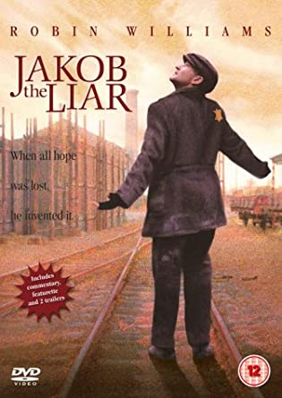 Jakob the Liar / Jakub lhář - DVD /plast/