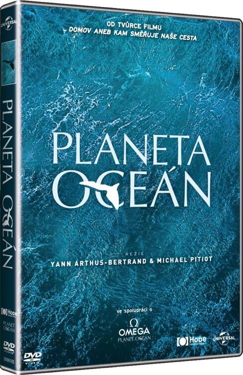 Planeta oceán-DVD plast