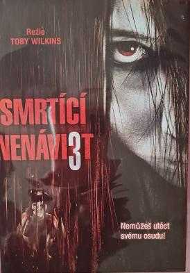 Smrtící nenávist 3-DVD plast