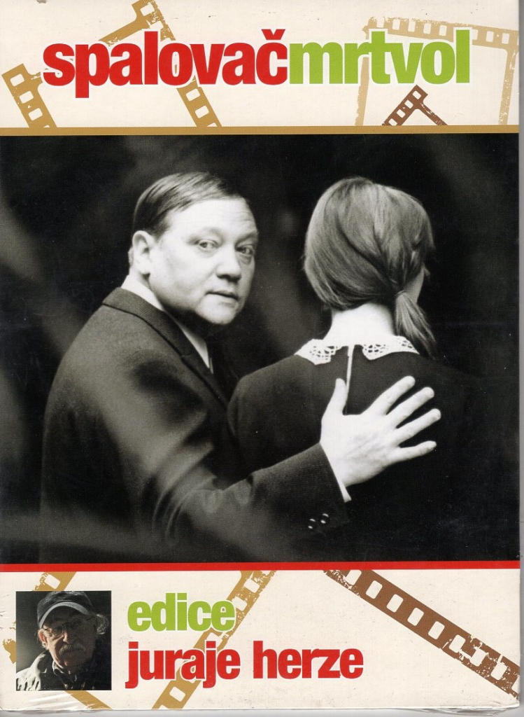 Spalovač mrtvol-DVD digipack