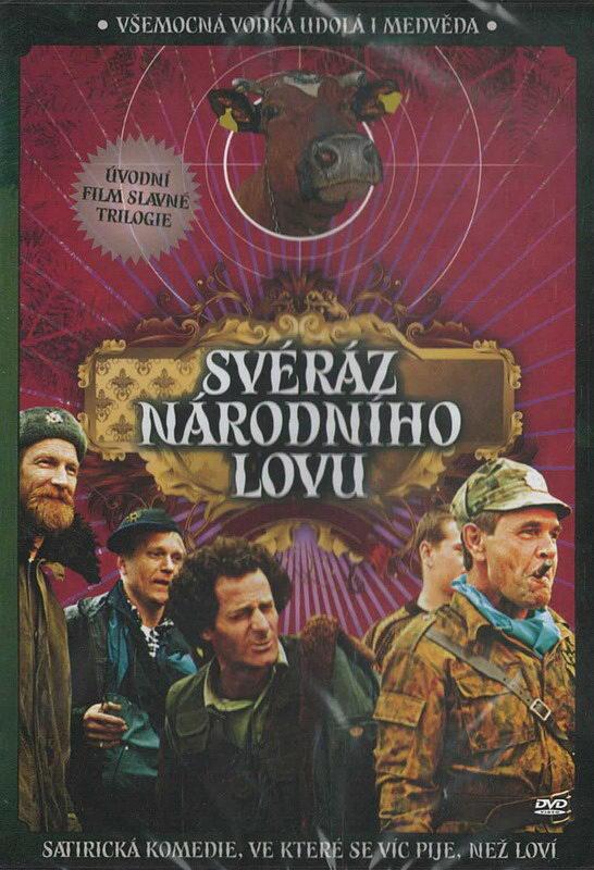 Svéráz národního lovu-DVD slim