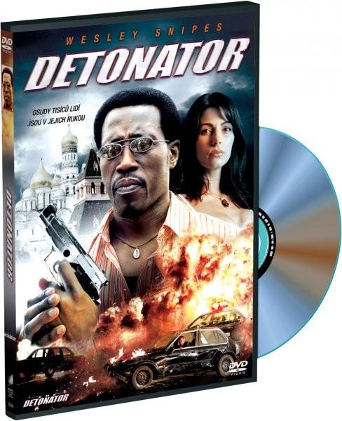 Detonator-DVD plast