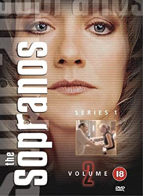 The Sopranos / Rodina Sopránů - Volume 2 - DVD /plast/