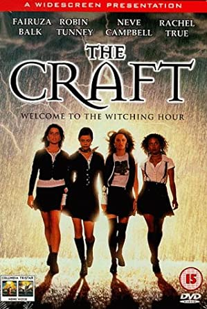 The Craft / Čarodějky - DVD /plast/