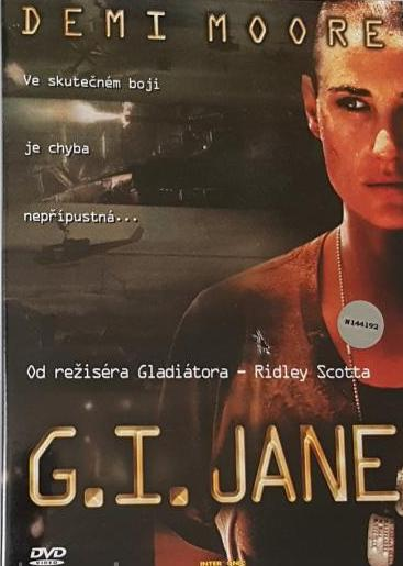 G.I. Jane  - DVD /slim/