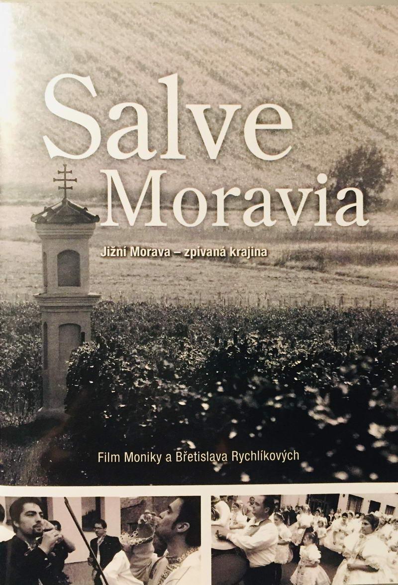 Salve Moravia - DVD /slim/