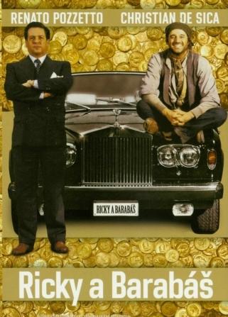 Ricky a Barabáš - DVD /plast/