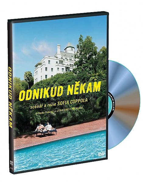Odnikud někam - DVD /plast/