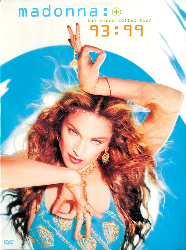Madonna - The Video Collection 93:99 - DVD /plast/ /bazarové zboží/