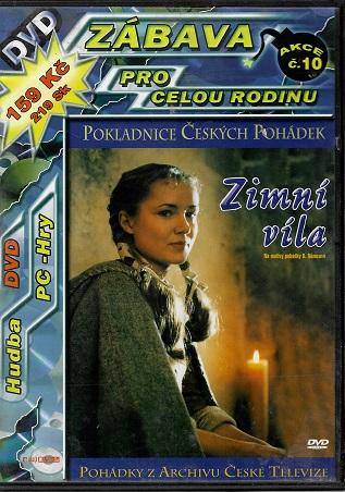 Zimní víla ( slim ) DVD