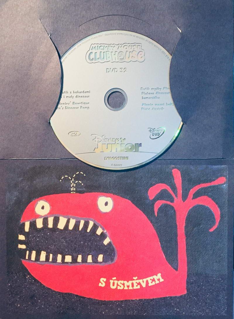 Mickeyho klubík 32 - DVD /dárkový obal/